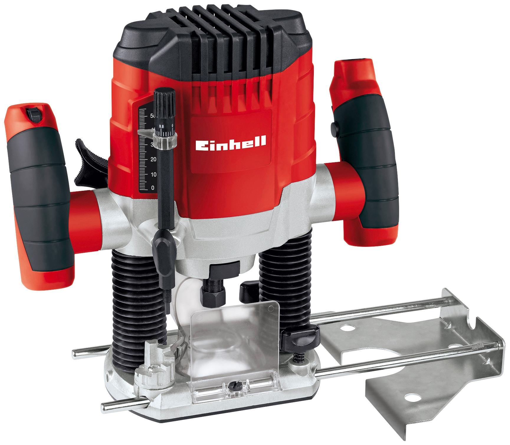 Einhell Oberfräse TC-RO 1155E rot Fräsen Werkzeug Maschinen