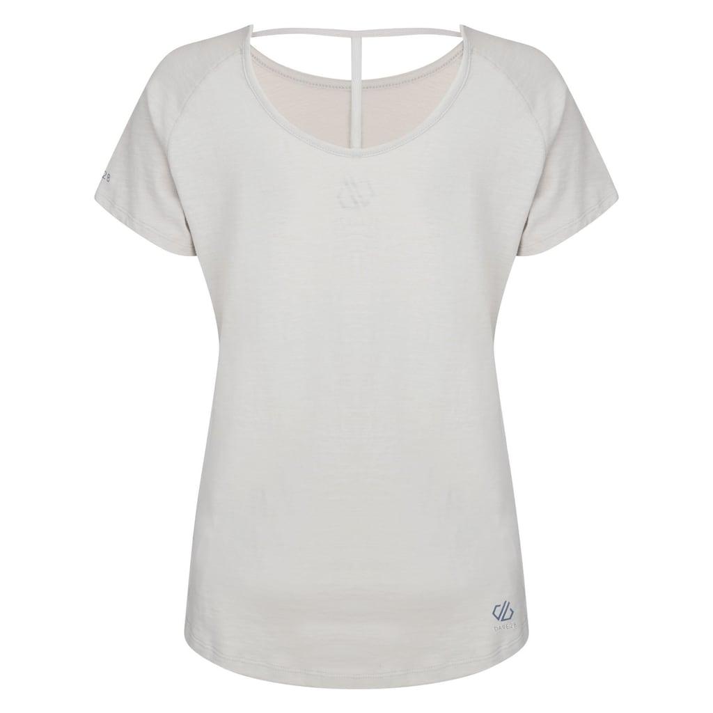 Dare2b T-Shirt »Damen Astral mit Wald-Motiv und Cutout-Detail«