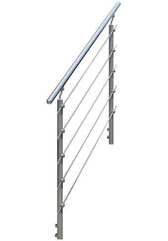DOLLE Geländersystem »Gardentop«, Starterset 4, 2 Pfosten und Handlauf kaufen