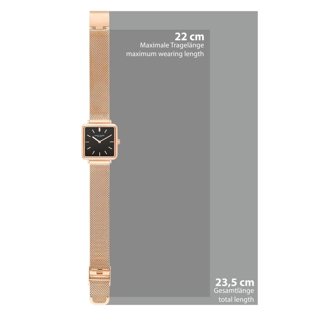 Eastside Quarzuhr »ES204«, (1 tlg.), mit Milanaise-Armband