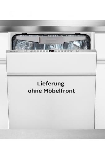 SIEMENS vollintegrierbarer Geschirrspüler iQ300, 9,5 Liter, 13 Maßgedecke kaufen