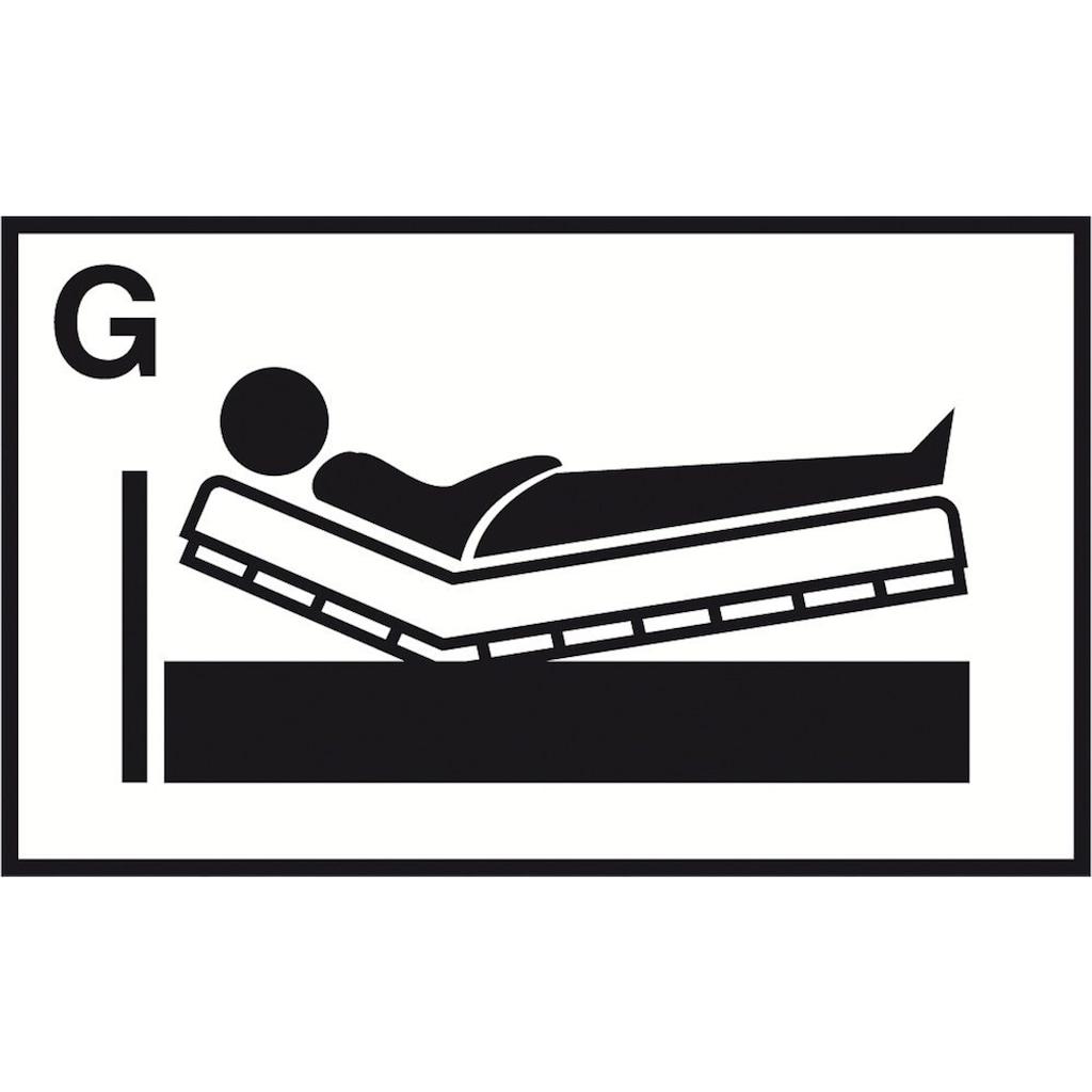 Maintal Polsterbett »Lotus«, mit Bettkasten