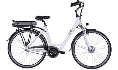 LLobe E-Bike »Metropolitan JOY weiß 13 Ah« kaufen