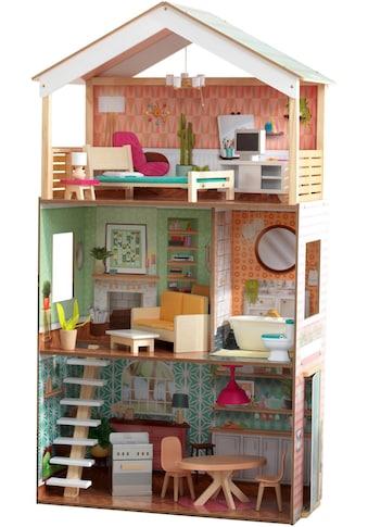KidKraft® Puppenhaus »Dottie«, inklusive Möbel kaufen