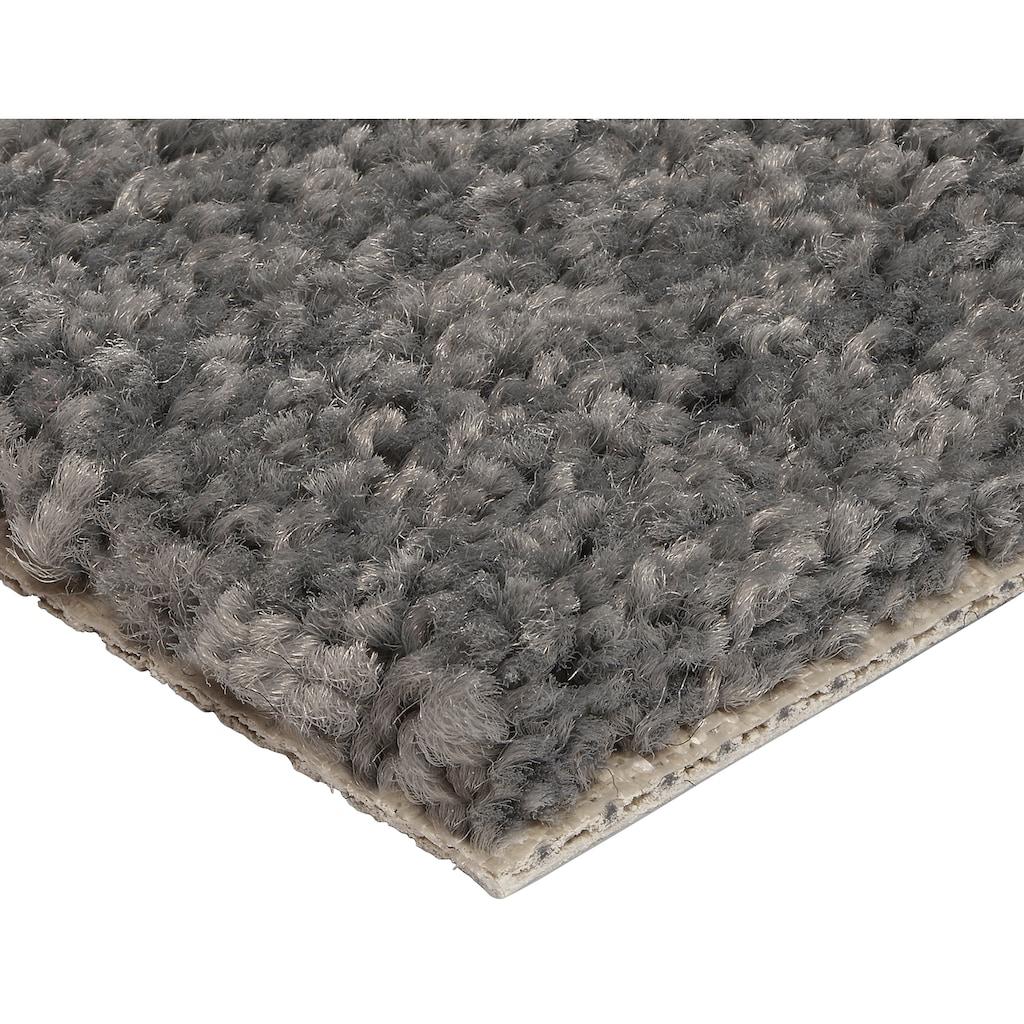 Bodenmeister Teppichboden »Pegasus«, rechteckig, 12 mm Höhe, Meterware, Breite 400/500 cm, Hochflor, schallschluckend
