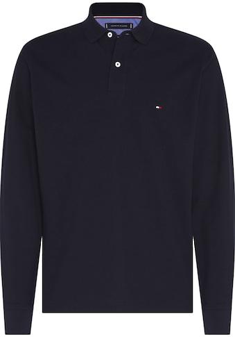 TOMMY HILFIGER Langarm-Poloshirt »TOMMY REGULAR POLO LS« kaufen