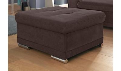 sit&more Polsterhocker kaufen