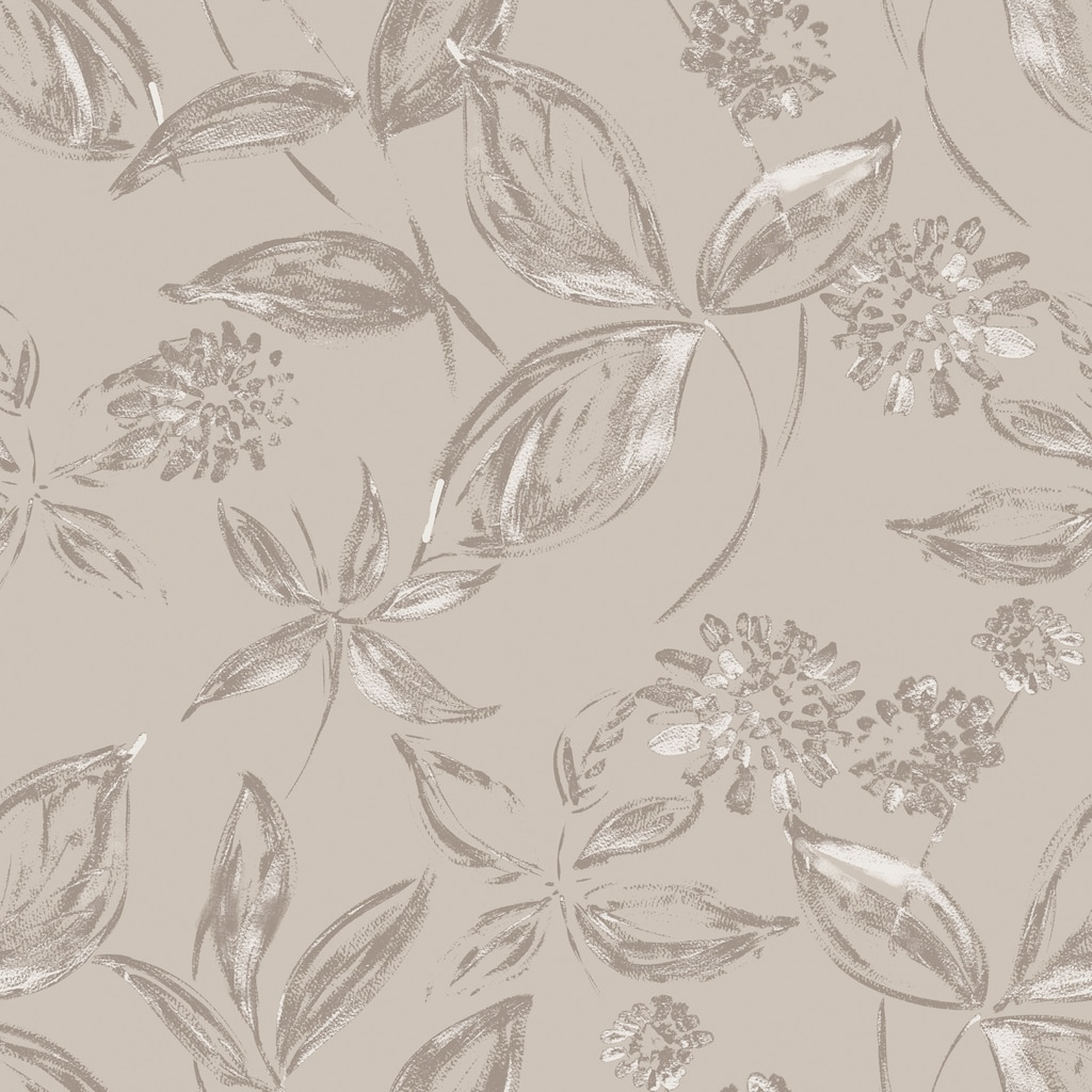 DELAVITA Vorhang »FLOWER«
