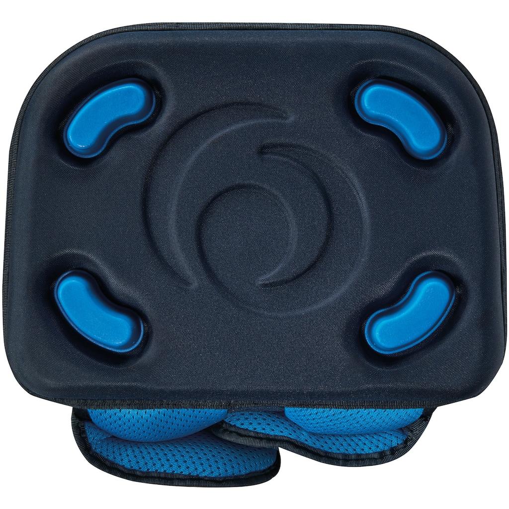 Herlitz Schulranzen »Grundschulrucksack SoftFlex Plus Dino«, Floureszierende Flächen-reflektierende Streifen auf den Schultergurten