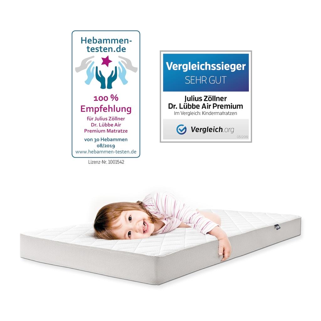 Julius Zöllner Babymatratze »Dr. Lübbe Air Premium«, (1 St.), Hergestellt in Deutschland!