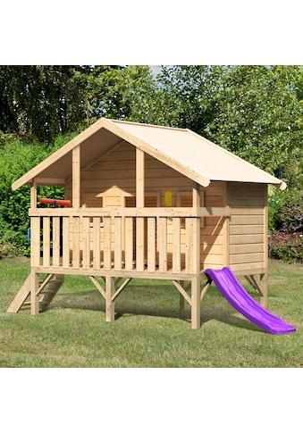 ABUKI Spielturm »Reni«, BxTxH: 242x153x232 cm kaufen