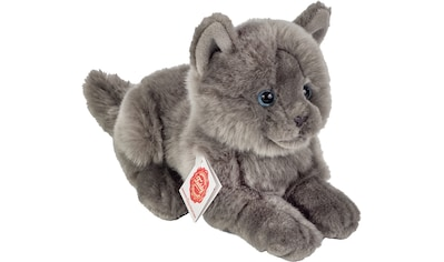 Teddy Hermann® Kuscheltier »Kartäuser Katze, 20 cm«, liegend kaufen