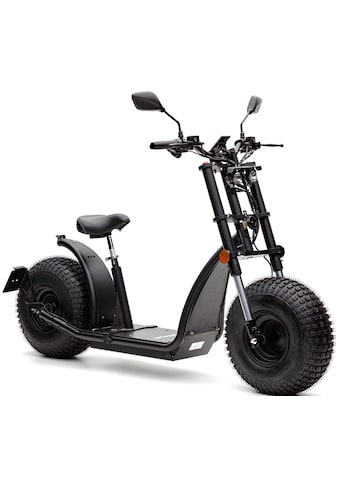 Forca E-Scooter »Knumo 1500 Plus 45 km/h (inkl. Lithium-Akku)« kaufen