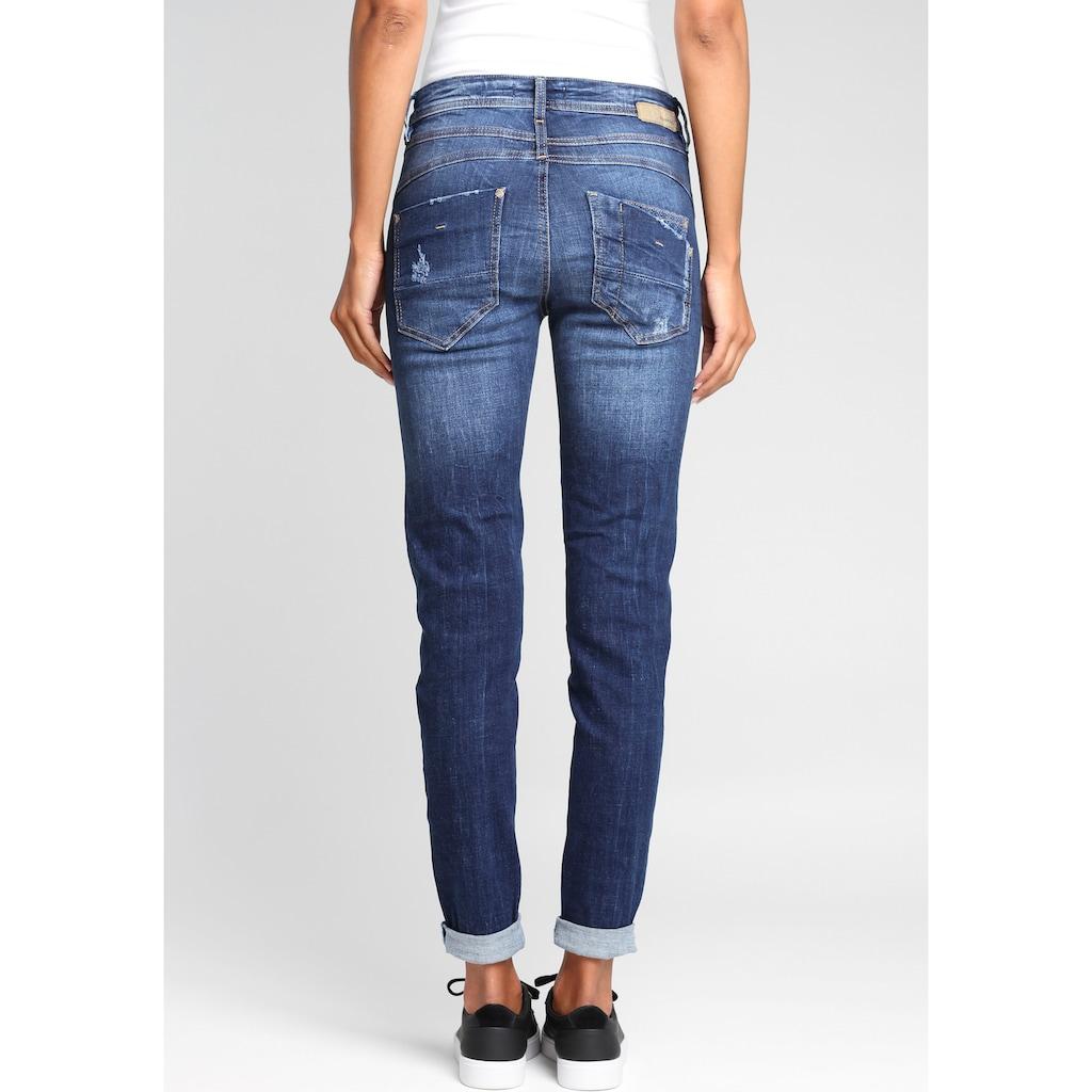 GANG 5-Pocket-Jeans »Amelie«, mit doppelter rechter Gesäßtasche