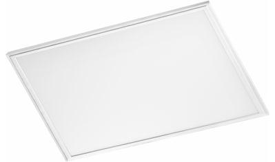 EGLO LED Panel »SALOBRENA-RW«, LED-Board, Warmweiß-Neutralweiß, Steuerung über Wandschalter in warmweißes oder neutralweißes Licht, CCT, relax & work kaufen