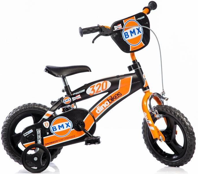 Dino Kinderfahrrad orange Kinder Kinderfahrräder Fahrräder Zubehör