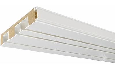 Liedeco Gardinenstange, 3 läufig-läufig, Fixmaß kaufen