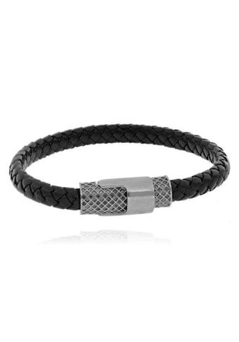 JULES & GENTS Armband »#gentletie Schwarz« kaufen