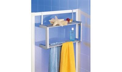Ruco Türregal, Aluminium/Kunststoff, auch zur Wandmontage geeignet kaufen