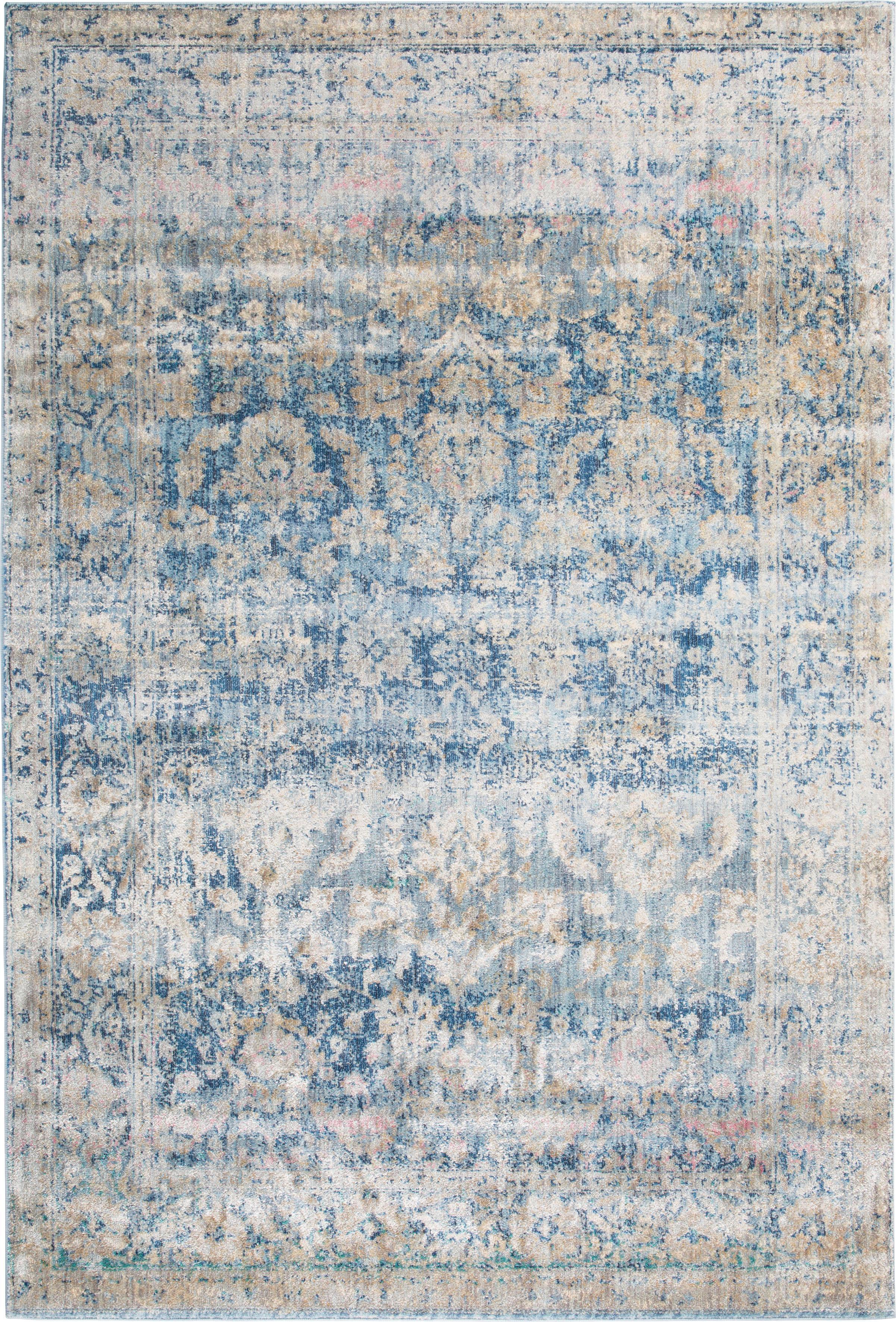 Teppich Belcanto 1 LUXOR living rechteckig Höhe 13 mm maschinell gewebt