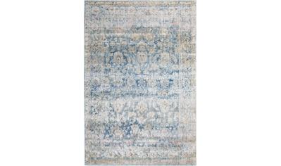 LUXOR living Teppich »Belcanto 1«, rechteckig, 13 mm Höhe, Orient-Optik, Vintage... kaufen