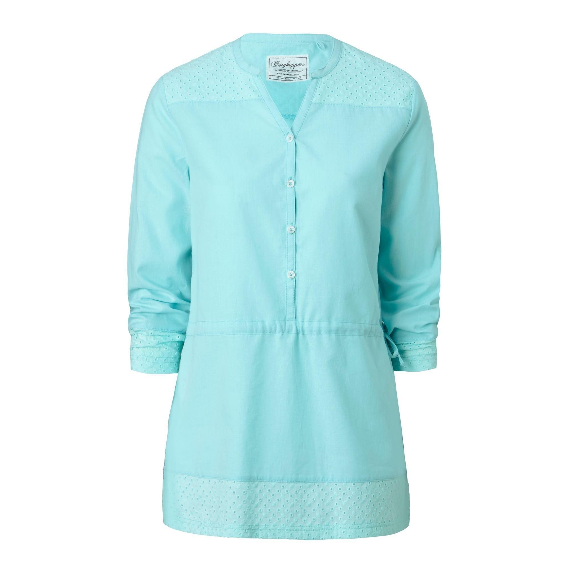 Craghoppers Tunikashirt Damen Bluse Kadee langärmlig | Bekleidung > Shirts > Tunikashirts | Craghoppers