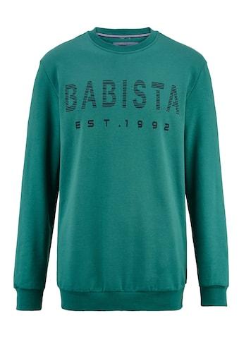 Babista Sweatshirt mit weicher Innenseite kaufen