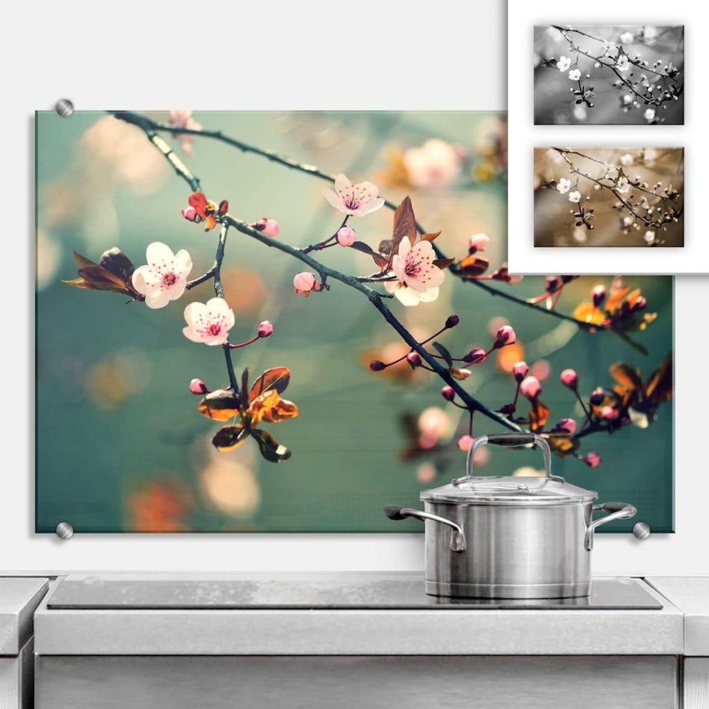 Wall-Art Küchenrückwand »Spritzschutz Frühlingserwachen«