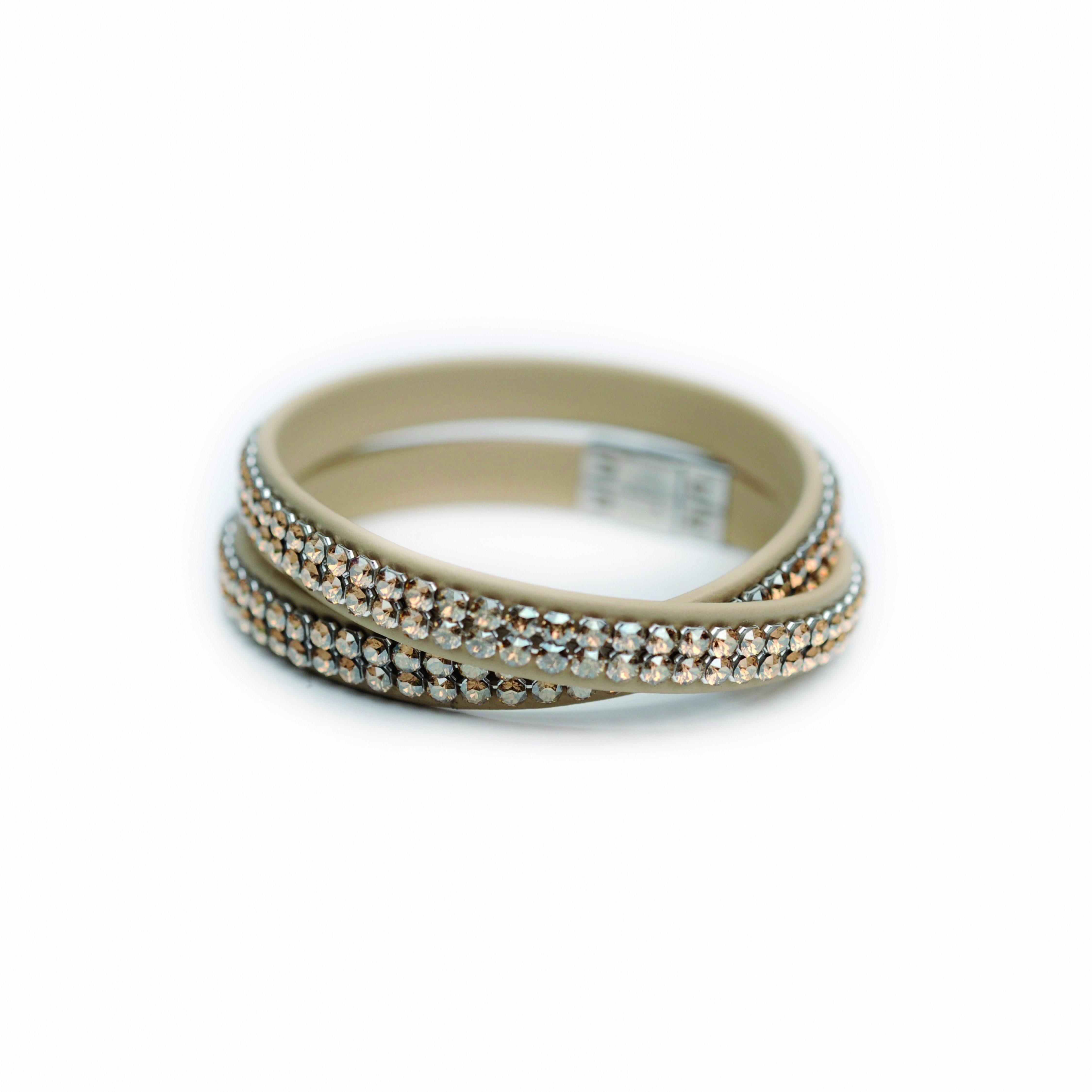 LOVING CRYSTAL Wickelarmband | Schmuck > Armbänder > Wickelarmbänder | Loving Crystal
