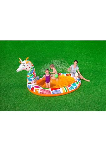 Bestway Planschbecken »Groovy Giraffe«, BxLxH: 157x266x220 cm kaufen