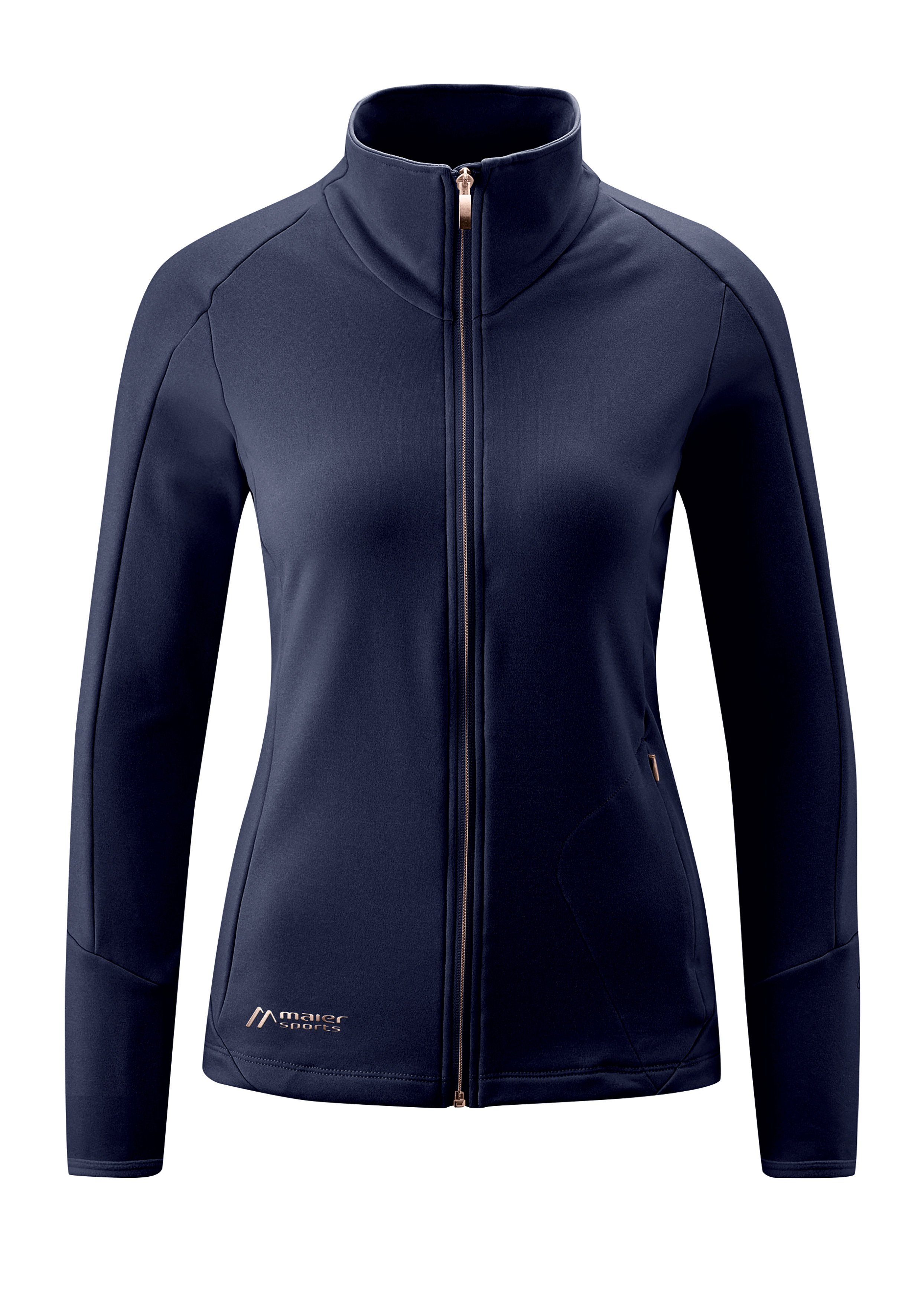 Maier Sports Fleecejacke Cicerbita | Sportbekleidung > Sportjacken > Fleecejacken | maier sports