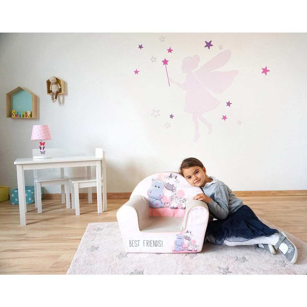 Knorrtoys® Sessel »Best Friends«, Made in Europe