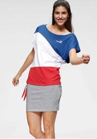 KangaROOS 2-in-1-Kleid, (2 tlg.), in sommerlicher zweiteiliger Kombination Kleid und Shirt kaufen