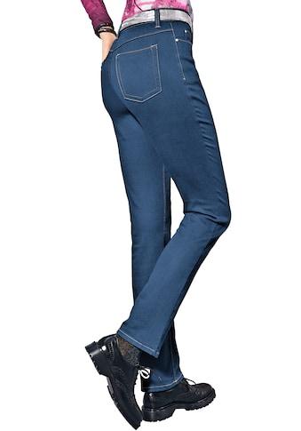 Looxent 5-Pocket-Jeans »in 5-Pocket-Schnitt«, Gürtel kaufen