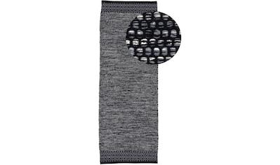 carpetfine Läufer »Kelim Mia«, rechteckig, 6 mm Höhe, Baumwolle Wendeteppich kaufen