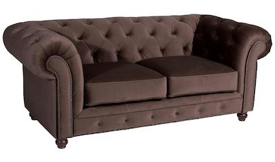 Max Winzer® Chesterfield-Sofa »Old England«, im Retrolook, Breite 192 cm kaufen