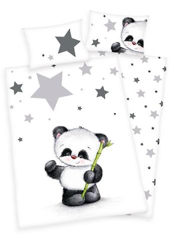 Babybettwäsche »Jana Panda«, Baby Best kaufen
