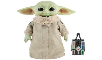 Mattel® Plüschfigur »Disney Star Wars Mandalorian The Child, Baby Yoda« kaufen