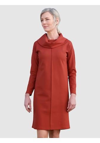 Dress In Etuikleid, mit breitem Rollkragen kaufen