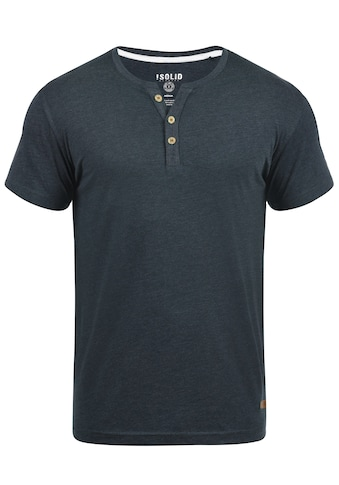 Solid Rundhalsshirt »Volker« kaufen