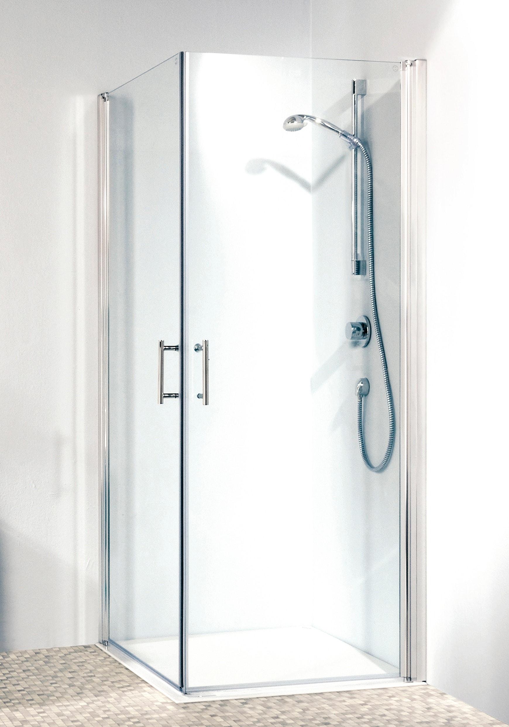 eckdusche relax per rechnung baur. Black Bedroom Furniture Sets. Home Design Ideas