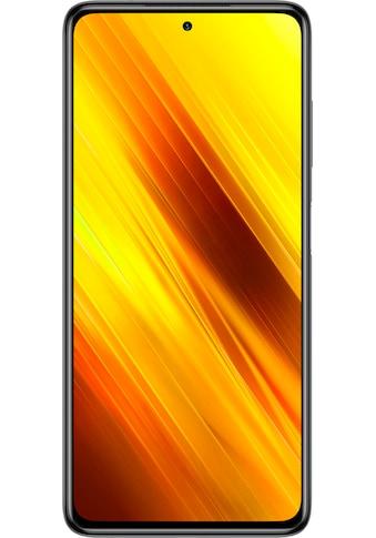 Xiaomi POCO X3 NFC 6GB+64GB Smartphone (16,9 cm / 6,67 Zoll, 64 GB, 64 MP Kamera) kaufen