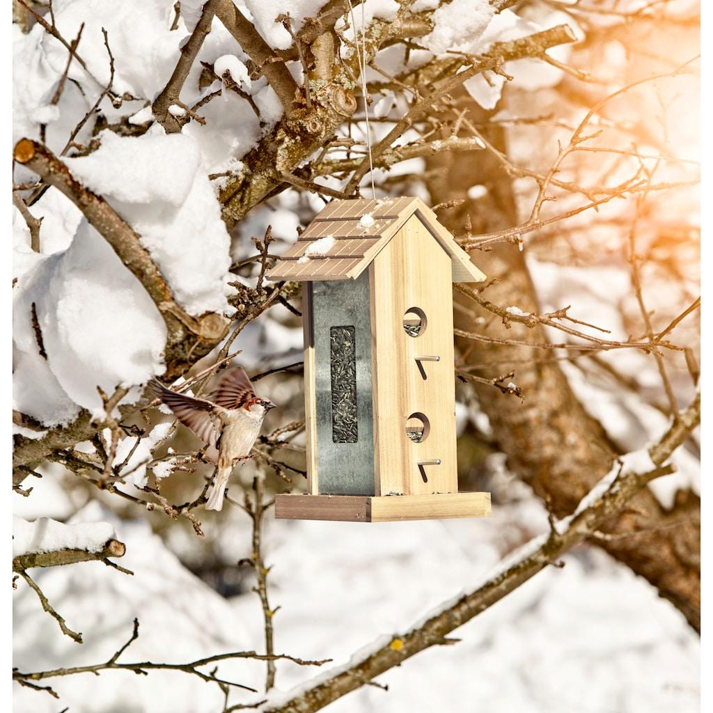 Windhager Vogelhaus »Country«, BxTxH: 17,5x19x39 cm