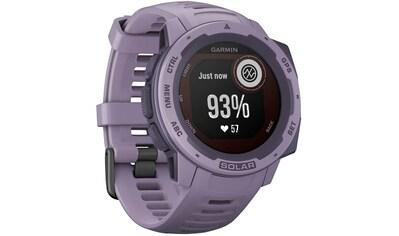 Garmin Instinct Solar Smartwatch (2,3 cm / 0,9 Zoll) kaufen