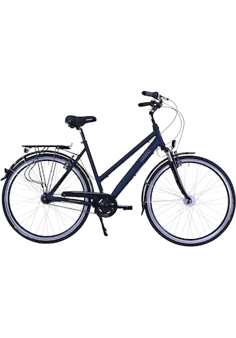 HAWK Bikes Cityrad »Lady Deluxe«, 7 Gang Nabenschaltung kaufen