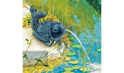 HEISSNER Teichfigur »Fisch«, mit Speierfunktion kaufen