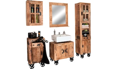 SIT Badmöbel-Set »Rustic«, (5 St.) kaufen