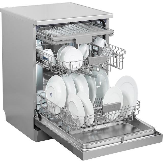 Samsung Standgeschirrspüler DW5500, 10,5 Liter, 14 Maßgedecke