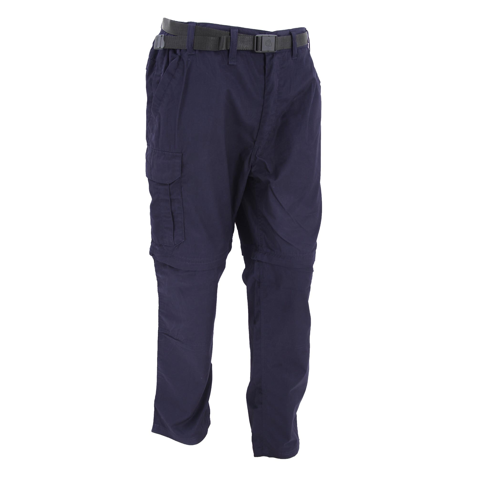 Craghoppers Cargohose Herren Hose SmartDry Nano   Bekleidung > Hosen > Cargohosen   Blau   Polyester - Baumwolle   Craghoppers