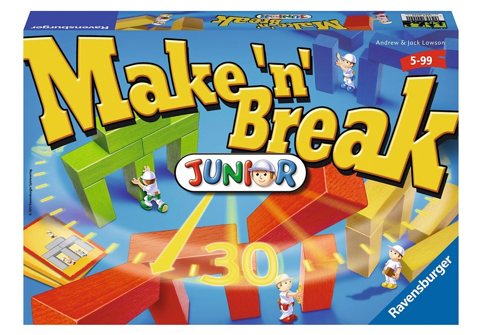 Ravensburger Spiel,  Make`n`Break  Preisvergleich